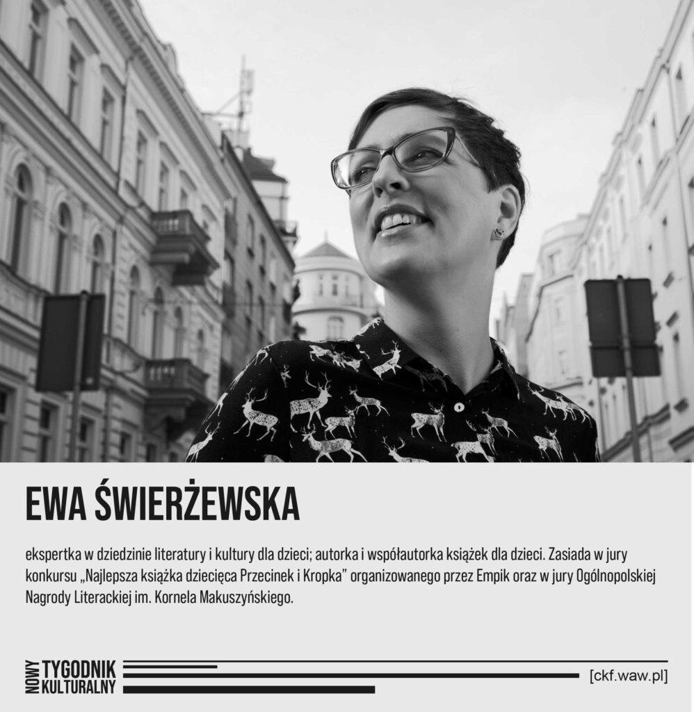 Nowy Tygodnik Kulturalny Ewa Świerżewska
