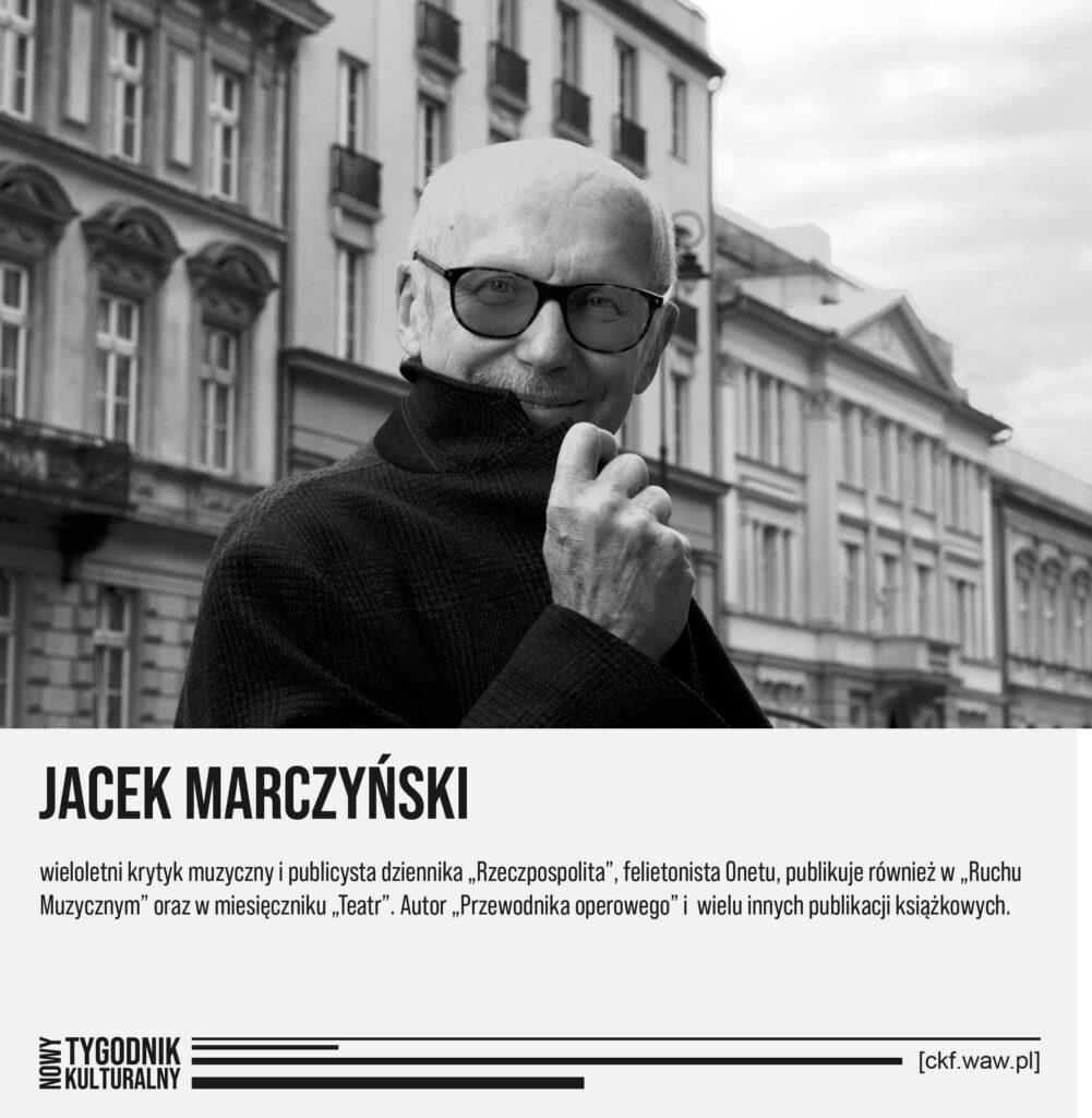 Nowy Tygodnik Kulturalny Jacek Marczyński