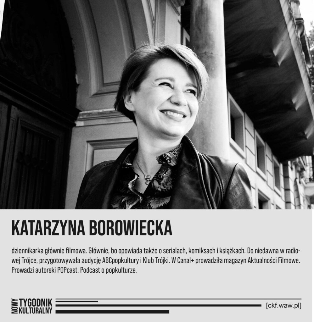 Nowy Tygodnik Kulturalny Katarzyna Borowiecka