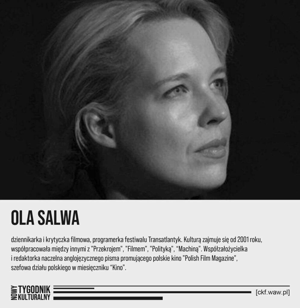 Nowy Tygodnik Kulturalny Ola Salwa